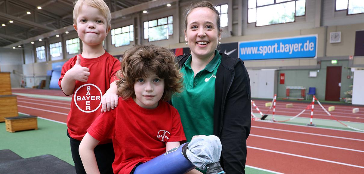 Der erste Talentscout im Parasport
