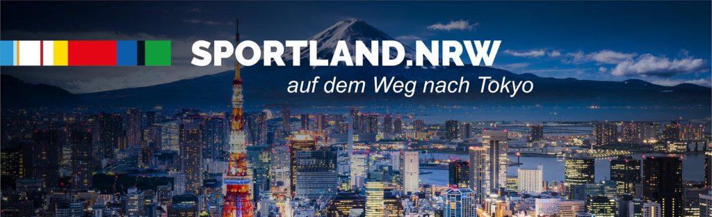 Teamsportland NRW Key visual